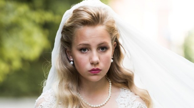 Thea, fiktiv brud, Plan Norges barnebryllup, stoppbryllupet